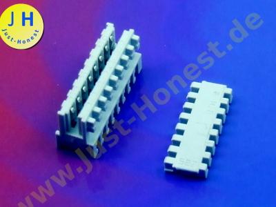 VGA Buchse 9 Stück 2,54 mm zweireihig IDC 40 polig Stecker