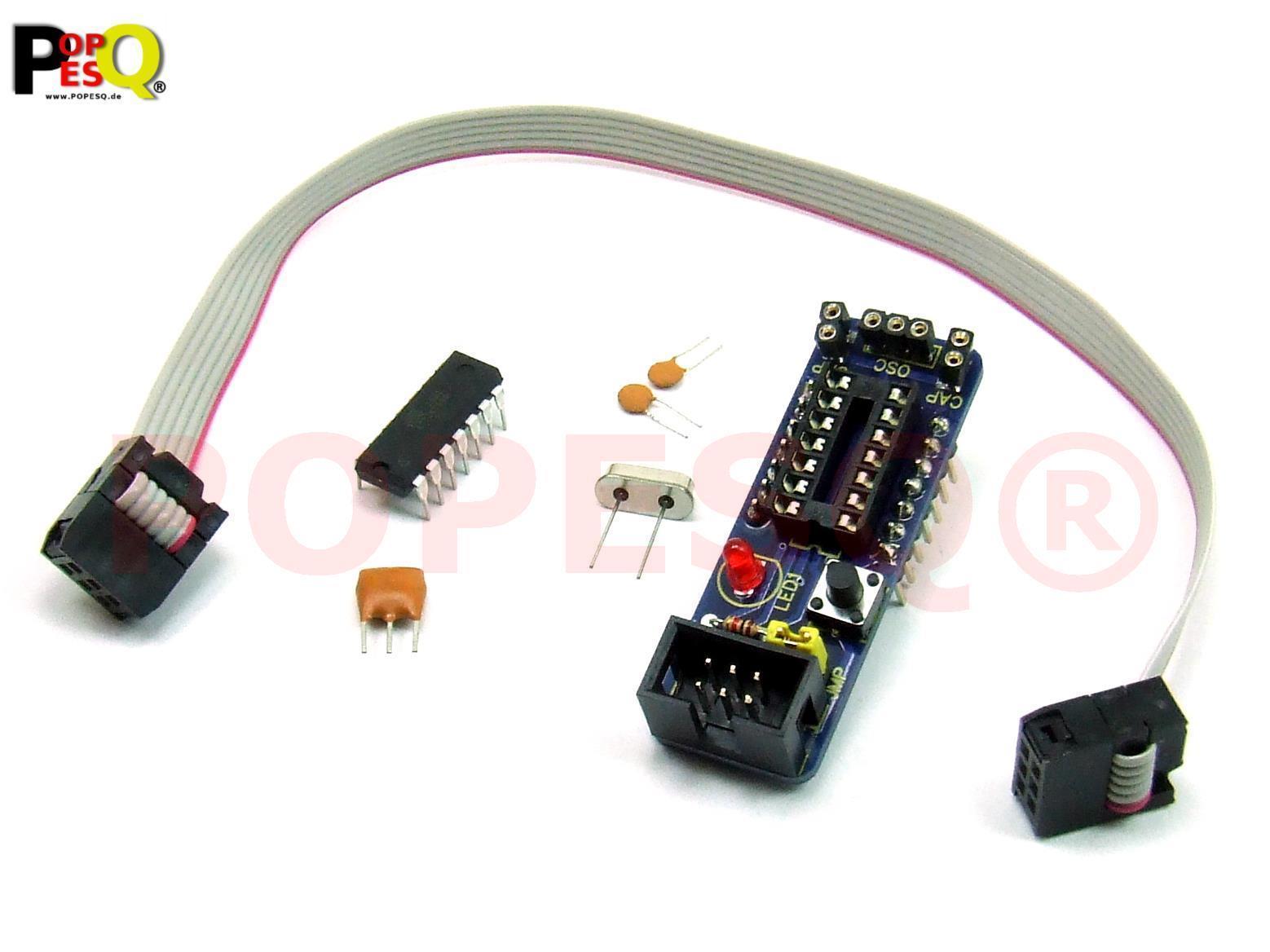 Steckboard 400 lötfreies Breadboard Prototyping Board für Arduino Raspberry etc
